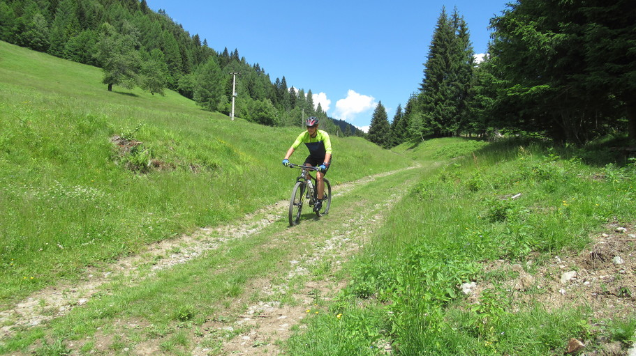 MTB Kranjska Gora izziv