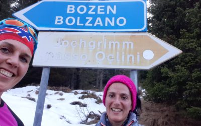 UTVV Trail Running Izziv v Trentino Alto-Adige