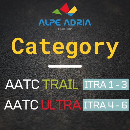 Alpe Adria Trail Cup Categories