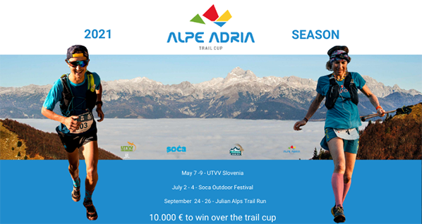 Alpe Adria Trail Cup – Season 2021